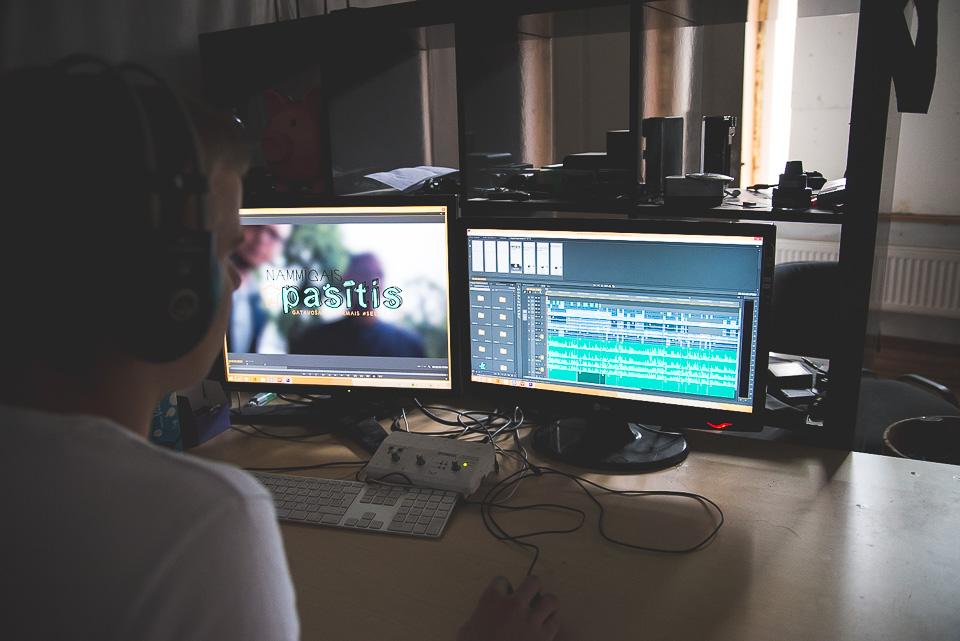 Video montāža